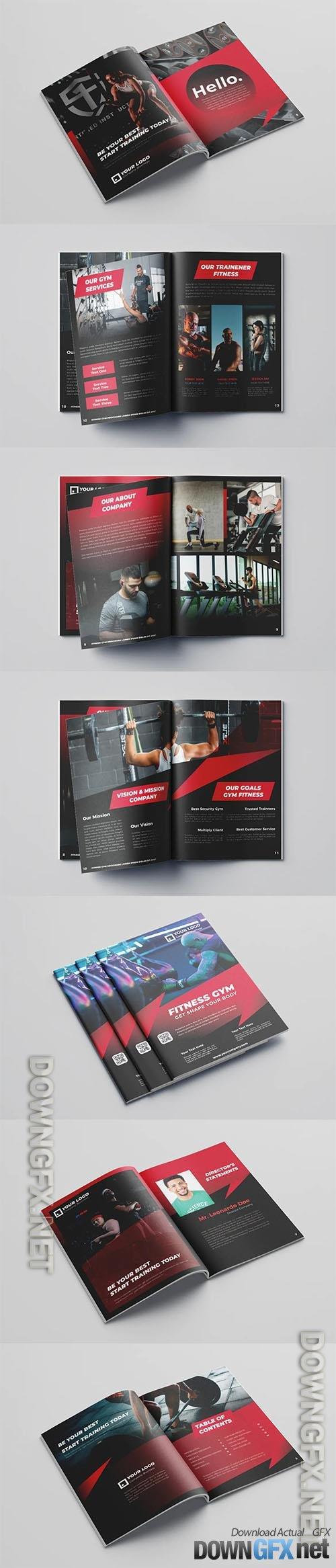 Fitness Brochure Vol.1
