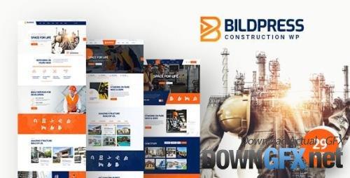 ThemeForest - BildPress v1.1.7 - Construction WordPress Theme + RTL - 28331922