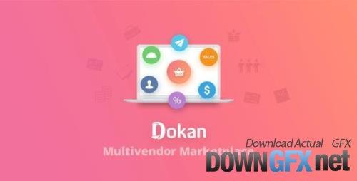 WeDevs - Dokan Pro (Business) v3.3.9 - Complete MultiVendor eCommerce Solution for WordPress - NULLED