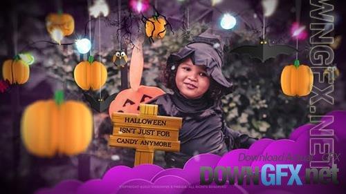 Halloween Stylish Slideshow opener 34201694