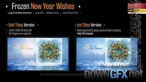 Frozen New Year Wishes 29731669