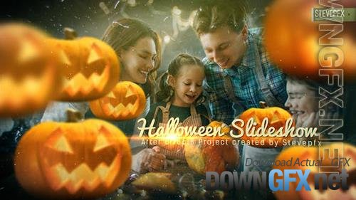 Happy Halloween Family Slideshow 34179868