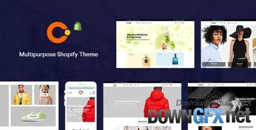 ThemeForest - Cerato v2.0.0 - Multipurpose Shopify Theme - 23068938