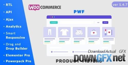 CodeCanyon - PWF WooCommerce Product Filters v1.4.7 - 28181010