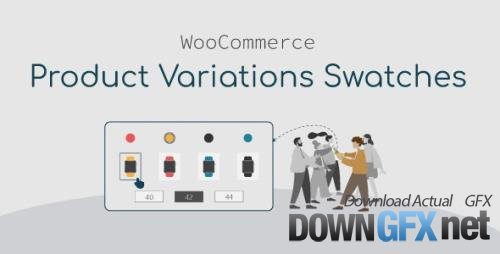 CodeCanyon - WooCommerce Product Variations Swatches v1.0.3.2 - 26235745