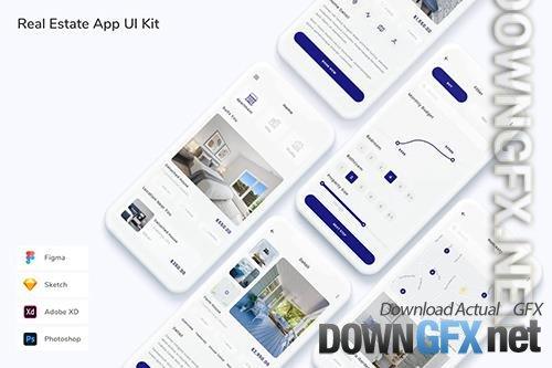 Real Estate App UI Kit